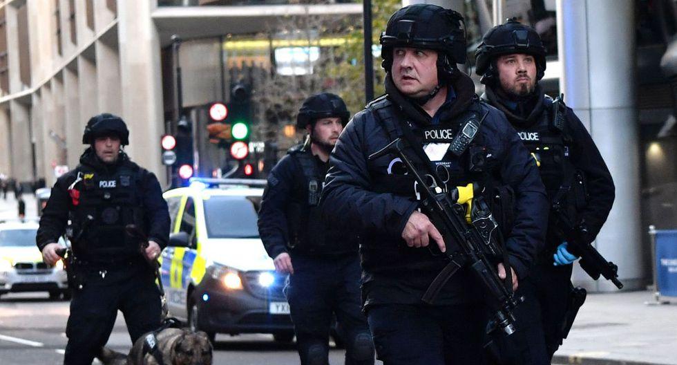 Londres en alerta: Aumentan vigilancia a 74 terroristas que han salido de prisión. (AFP)