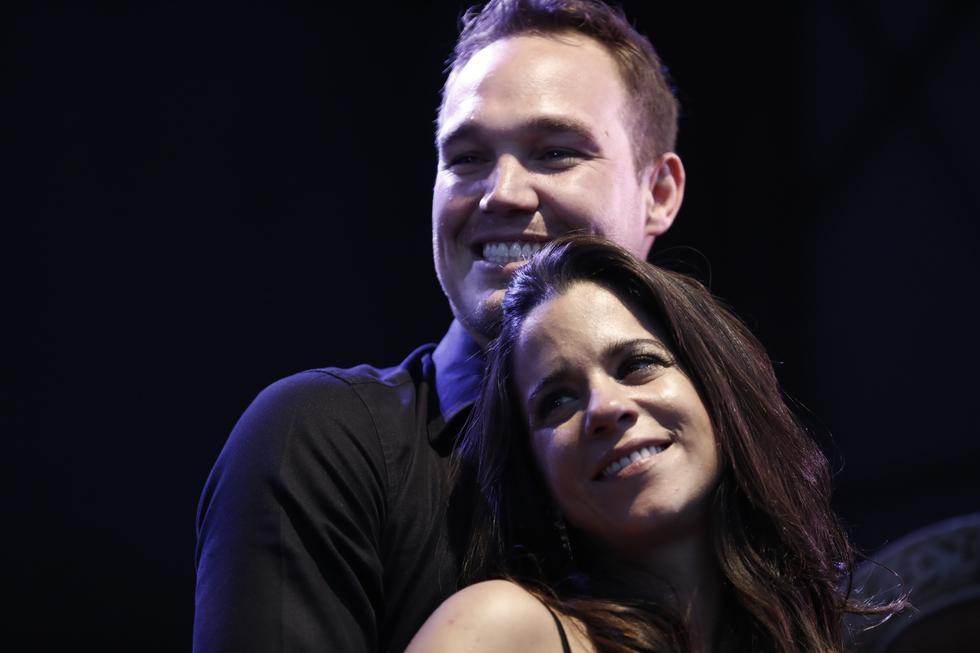 Vanessa Terkes anunció, a través de un comunicado, que su matrimonio con George Forsyth llegó a su fin. (GEC)