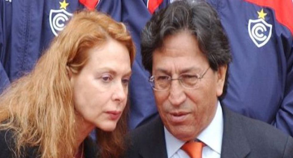 Alejandro Toledo y Eliane Karp tienen asuntos pendientes con la justicia peruana. (GEC)