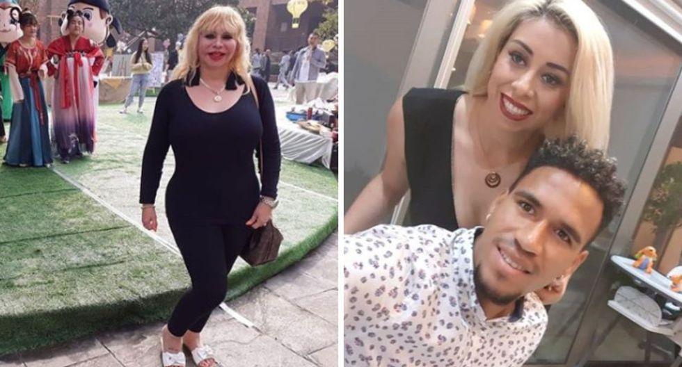 Susy Díaz advierte a la aún esposa de Pedro Gallese. (Instagram)
