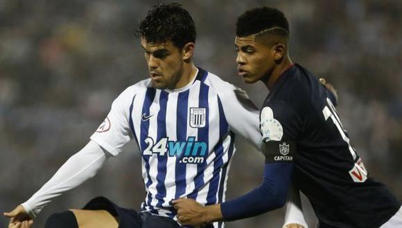 Alianza Lima jugará contra la San Martín. (USI)