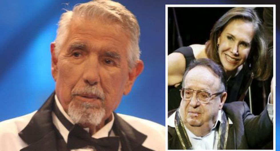 Rubén Aguirre reveló detalles de la relación de Roberto Gómez Bolaños y Florinda Meza. (Perú21/AP)
