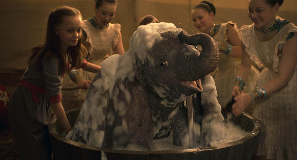 """La película de """"Dumbo"""" se estrenará el 28 de marzo en todo el Perú. (Foto: Difusión)"""
