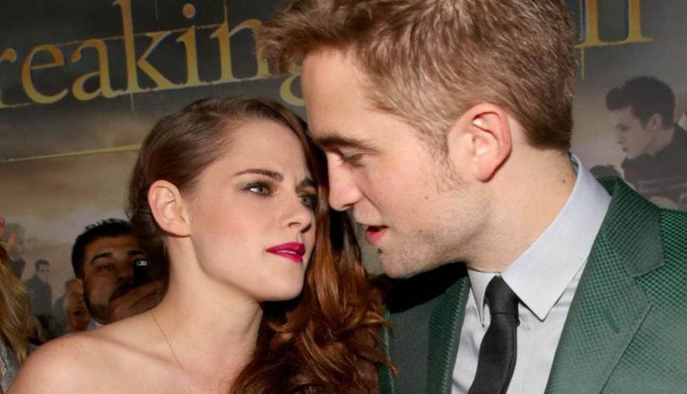 Kristen Stewart y Robert Pattinson. (Agencias)