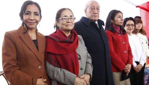 Las diferencias se acentúan en el clan Humala. (Andina)