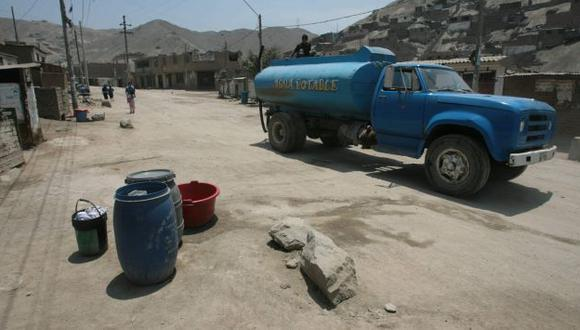 Perjudicados. Afirman que las personas de menores recursos son las que pagan más por agua. (USI)