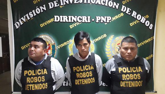 Entre víctimas se esta banda se encuentra un comandante de la Policía.