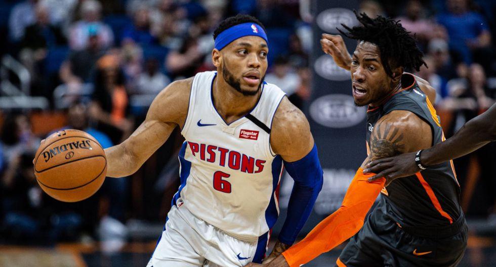 Detroit Pistons está valorizado en 1450 millones de dólares (Foto: Detroit Pistons)