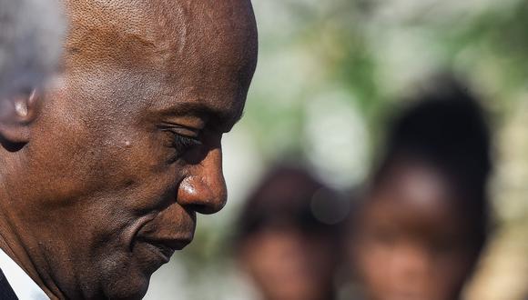 Jovenel Moise, presidente de Haití asesinado. (Foto: AFP)