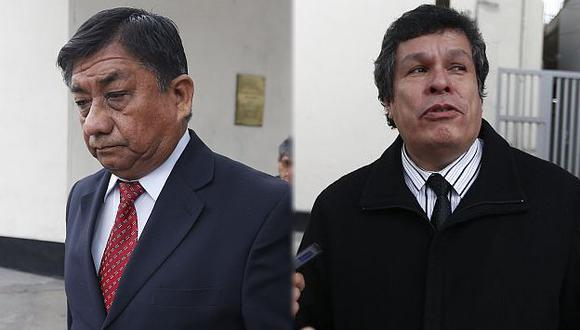 Congresistas deben responder por caso La Centralita. (Mario Zapata)