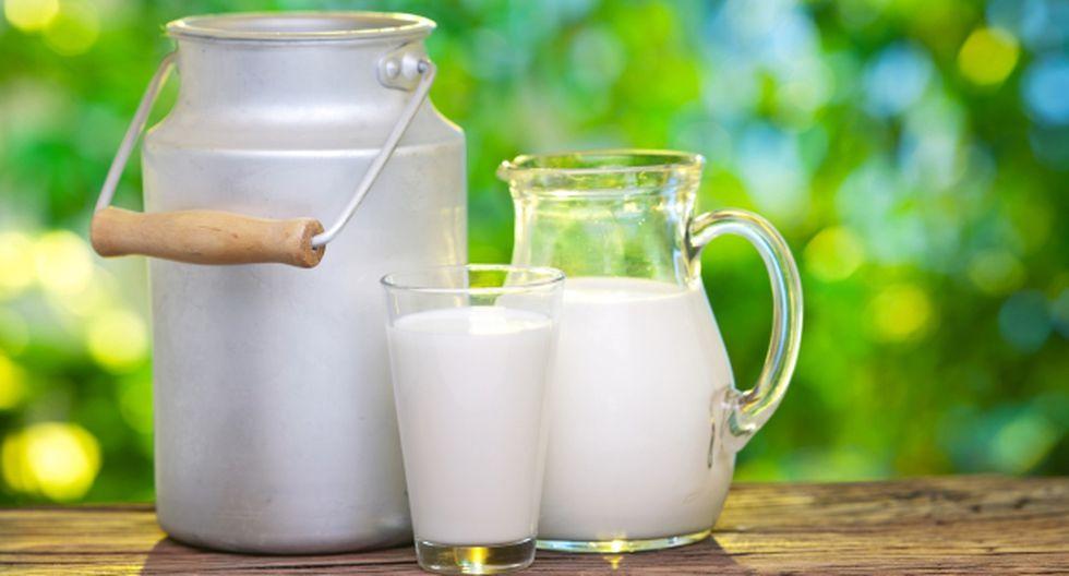 ÚTIL. La grasa de la leche también nutre. (USI)