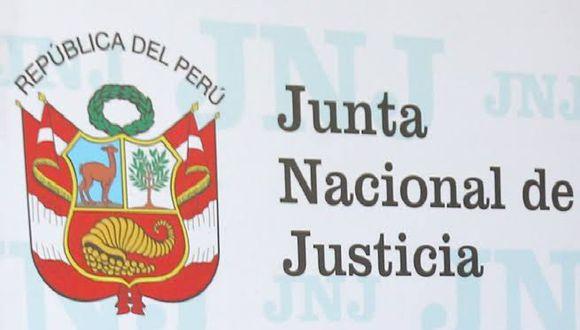 El último jueves 9 de julio la Junta Nacional de Justicia aprobó la evaluación curricular de los postulantes que participan. (Foto: JNJ)