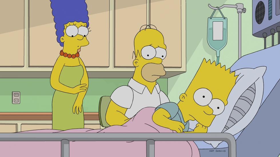 """""""Los Simpson"""": estas son las estrellas que participarán en la 30° temporada de la serie (Foto: Fox)"""