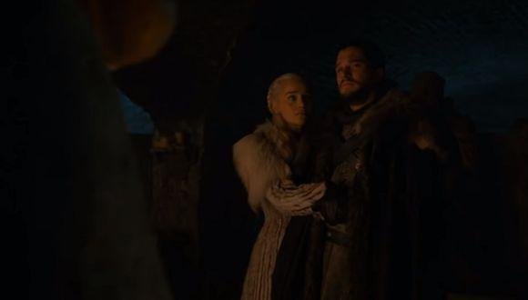 ¿Qué hará Daenerys Targaryen ahora que conoce el origen de Jon Snow? (Foto: Game of Thrones / HBO)