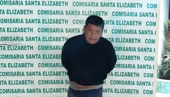 El agresor Adolfo Romero es investigado por el presunto delito contra la vida, el cuerpo y la salud. (PNP)