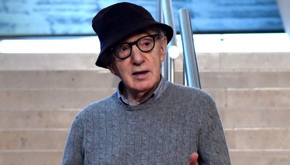 Woody Allen publicó sus memorias en medio de la crisis por el coronavirus. (Foto: AFP)