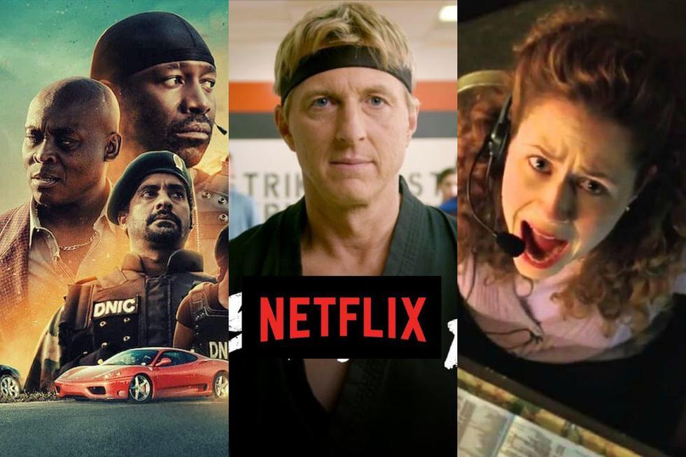"""Todos los estrenos del viernes 28 de agosto, incluidas las primeras temporadas de """"Cobra Kai"""" (Foto: Netflix)"""