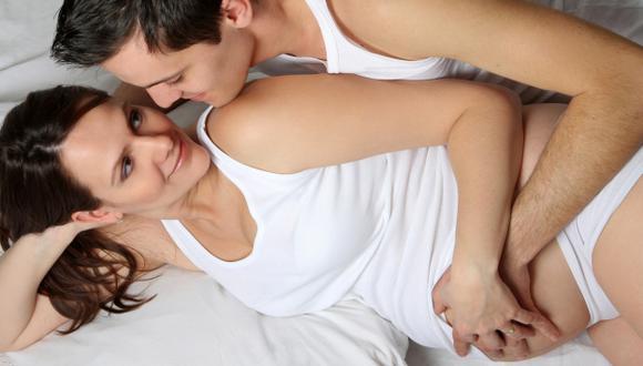 Las relaciones sexuales no adelantan el parto. (Internet)
