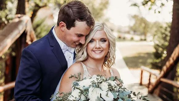 Lyndsey Grant Raby y su novio sabían que su boda debía ser inolvidable y para eso contaron con 4 magníficas mujeres. (Foto:   Natalie Caho Photography)