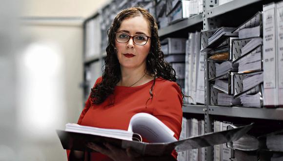 Rosa María Bartra. Presidenta de la comisión Lava Jato del Congreso. (Perú21)