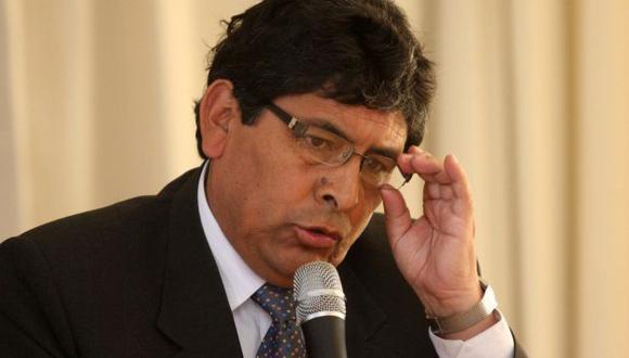 Gonzales Sayán estará inhabilitado durante tres años de ocupar cargos públicos. (USI)