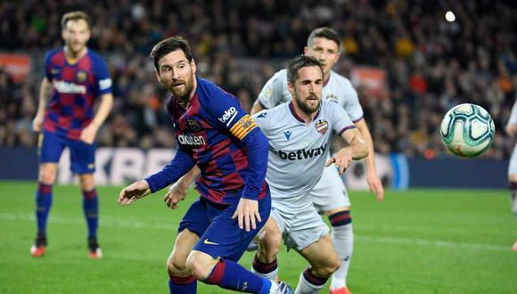 Barcelona vs. Betis se enfrentan en la jornada 23 de la Liga Santander. (Foto: AFP)