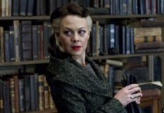 Helen McCrocy, actriz que dio vida a la mamá de Draco Malfoy, falleció a los 52 años