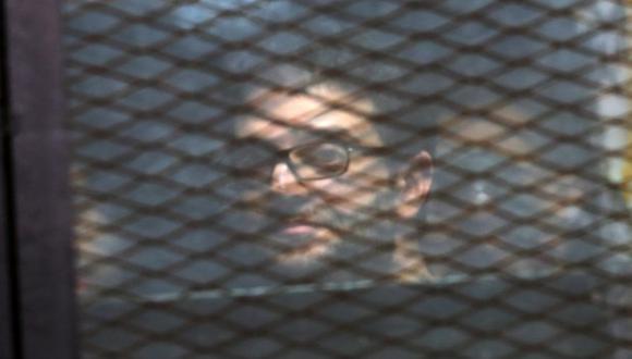 El tribunal penal de El Cairo condenó a muerte a más de 70 acusados por la masacre de la plaza cairota de Rabaa en agosto de 2013. (Foto: EFE)