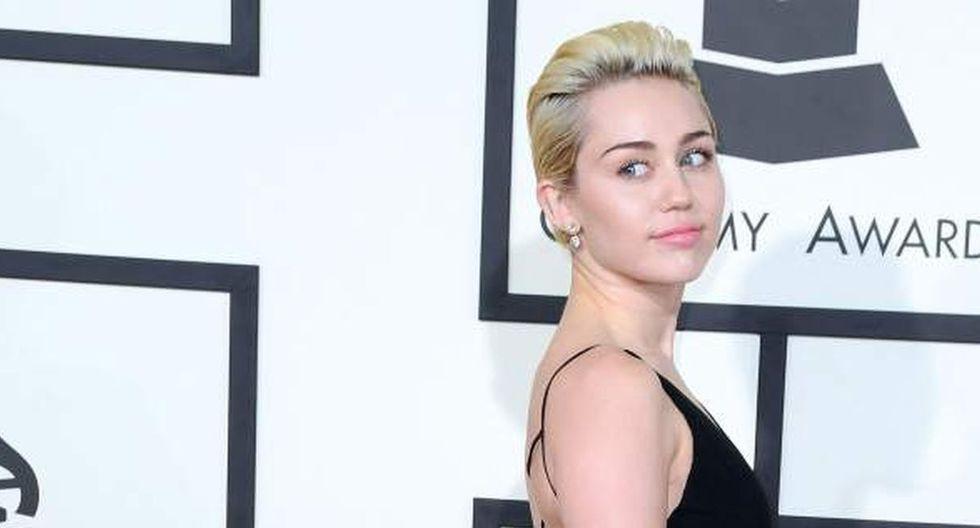 Miley Cyrus inauguró el primer local de productos derivados de marihuana. (Foto: EFE)