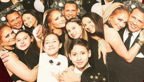 La publicación de Jennifer Lopez tiene más de 700 mi 'likes' por parte de todos sus seguidores en Instagram. (Foto: Instagram)