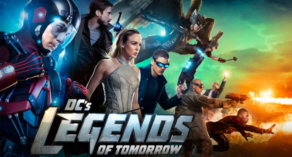 DC's Legends of Tomorrow: Estrena su segunda temporada el 25 de setiembre. El viajero del tiempo Rip Hunter reune a un dispar grupo de héroes y villanos para enfrentar una amenaza.(Netflix)