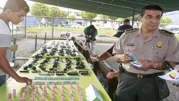 Garay estaba intentando poner orden en el penal más hacinado del país. (USI)