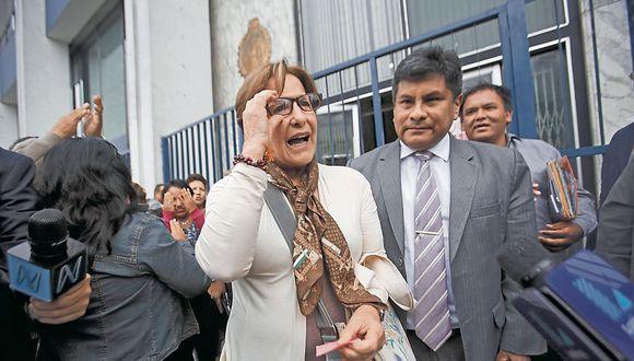 Villarán niega imputaciones. (Piko Tamashiro/Perú21)