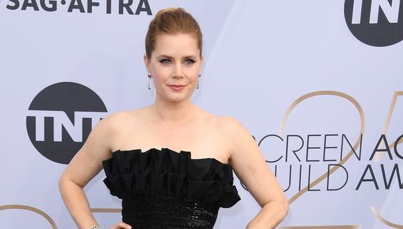 "Amy Adams protagonizará ""Kings of America"", nueva miniserie de Netflix. (Foto: AFP)"