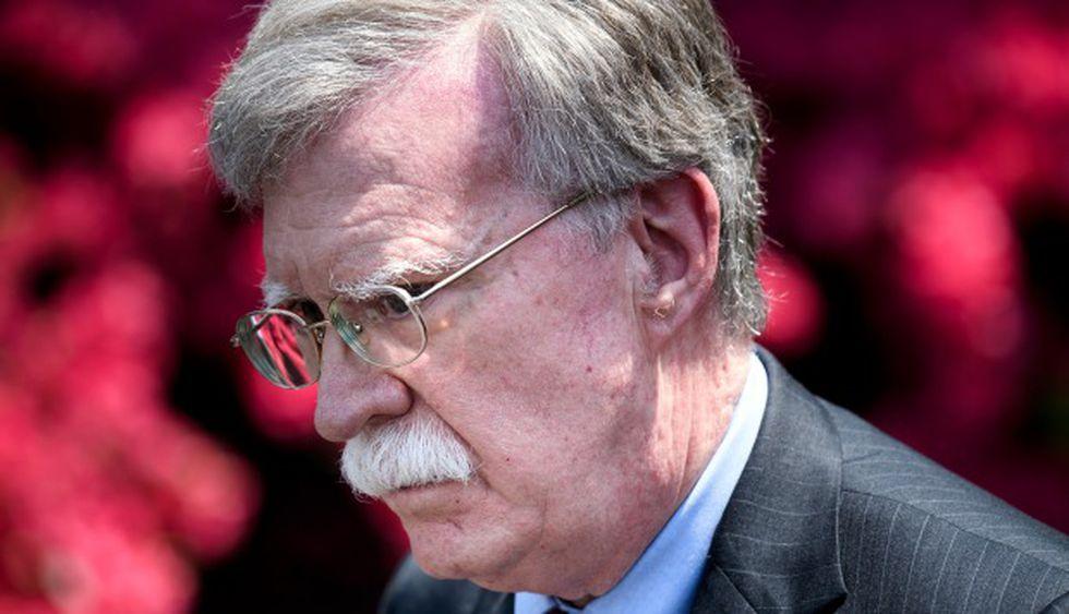 Observadores consideran que las opiniones de John Bolton a favor de cambios de regímenes, desde Venezuela hasta Irán, están ganando terreno. (Foto: AFP)