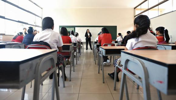 El concurso está dirigido a escolares que cursen cuarto y quinto de secundaria. (Foto: GEC)