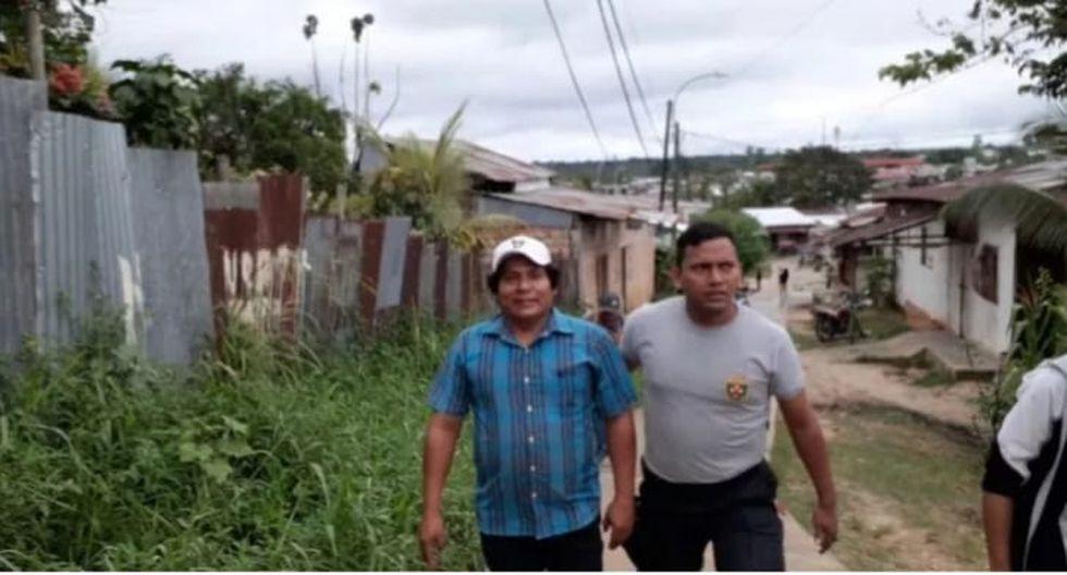 Vecinos pidieron la intervención de la Policía en el lugar. (Difusión)