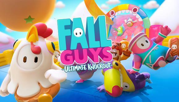 Fall Guys: Ultimate Knockout, ya cuenta con una selección de los juegos más votados. (Foto: Mediatonic)