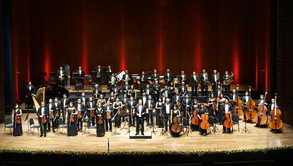 La Orquesta Sinfónica Nacional realiza conciertos gratuitos en varios espacios de la ciudad. (Facebook)