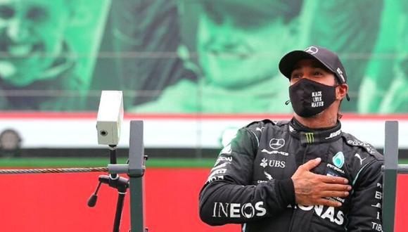Lewis Hamilton logra nuevo récord mundial en la Formula 1.