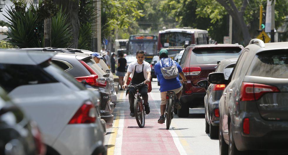 En el 2014 el Ministerio de Vivienda estableció los lineamientos para la construcción de ciclovías. (Foto: Francisco Neyra/El Comercio).