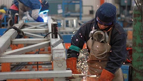 Industria de estructuras metálicas creció 48% en marzo. (Foto: GEC)