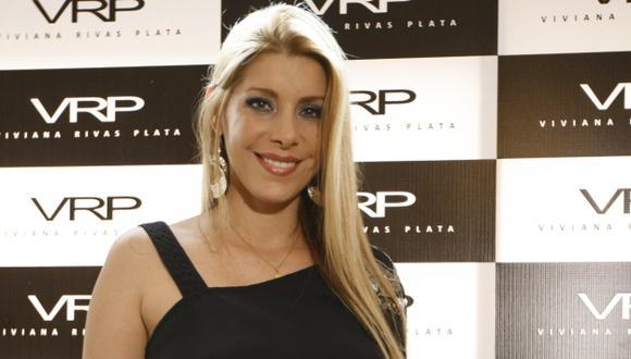 Viviana Rivasplata afirma sentir nervios por la entrevista con Gisela Valcárcel. (David Vexelman)