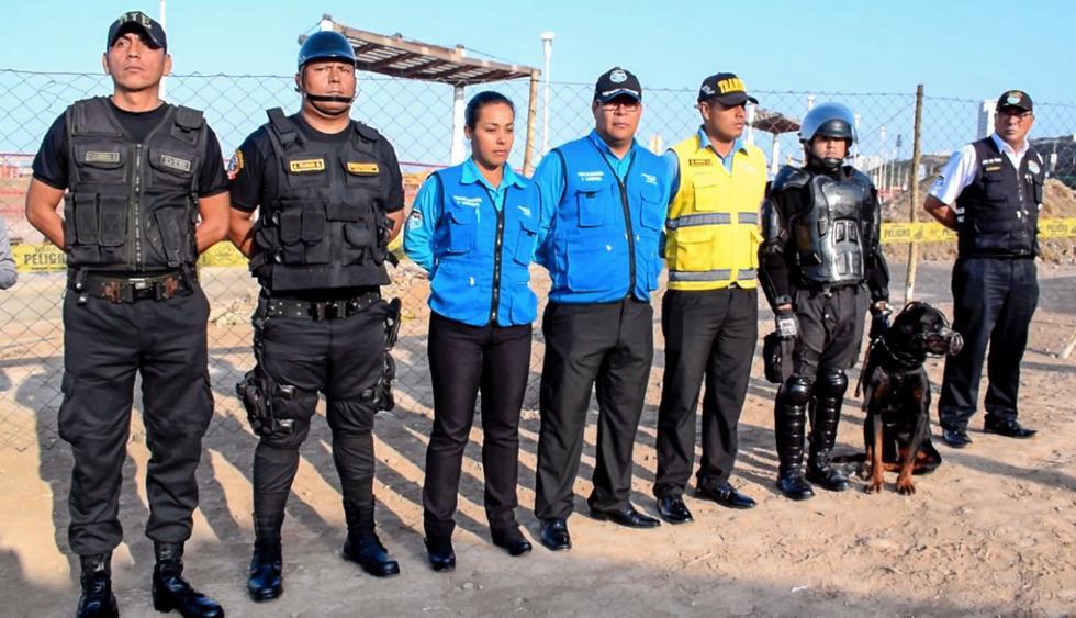San Miguel detalló el plan de seguridad que implementará en su jurisdicción. (Difusión)