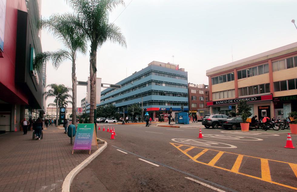 La Municipalidad de San Borja inició las obras de implementación de la primera supermanzana en el distrito. (Foto: Municipalidad de San Borja)