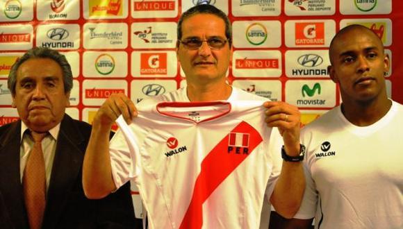 Dos Santos sustituye al italiano Luca Cristofani. (FPV)