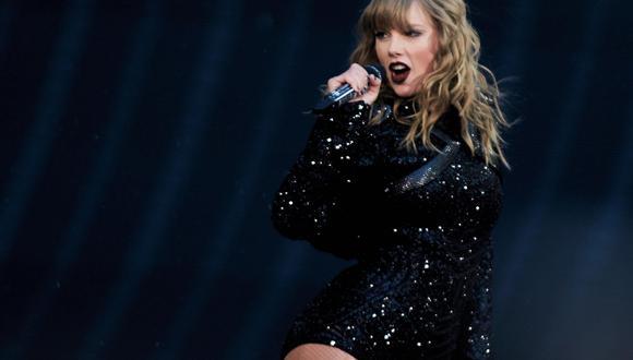 Taylor Swift incursionará en Netflix con documental basado en su último tour musical. (Foto: EFE)