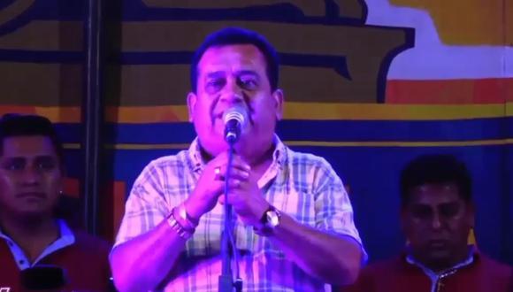 ¡Repudiable! Tony Rosado insulta y humilla a animador. (Captura)