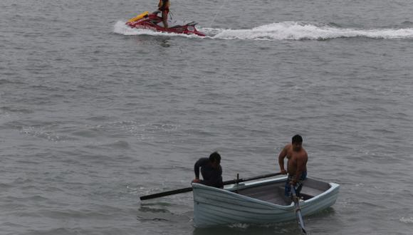 Áncash: 8 pescadores desaparecieron en alta mar.  (USI/Referencial)