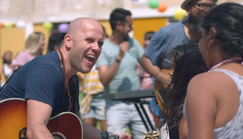 El cantautor peruano Gian Marco presentó su nuevo sencillo acompañado de un videoclip especial. (Foto: Captura de YouTube)